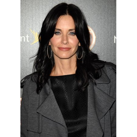 Courteney Cox At Arrivals For Tv Guides Hot List Party Canvas Art     16 X 20