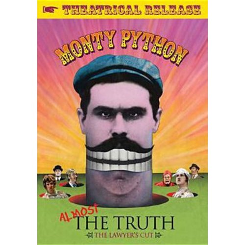 Monty Python: Almost The Truth (DVD) by