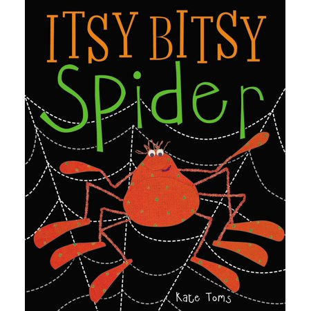 Halloween Ideas For Groups Of 9 (Itsy Bitsy Spider Halloween)
