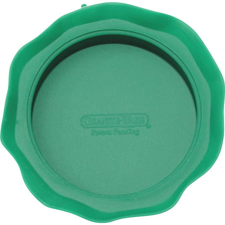 Columbian Home Prod. Green Silicone Jar Topper F0724-4 ()