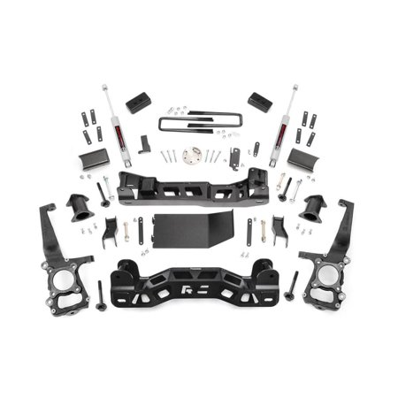 Rough County Suspension Lift Kit (fits) Ford F150