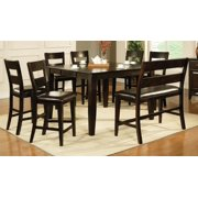 Victoria 5-Pc Counter Height Dining Set