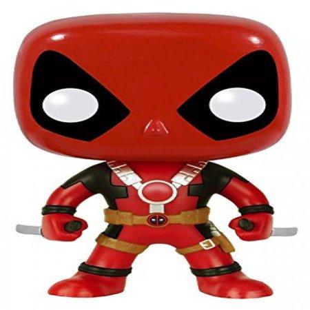 Funko POP Marvel: Deadpool Two Swords Action Figure - Marvel Sword