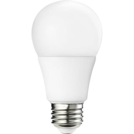 american bright ingeniled 60 watt equivalent standard a19 led light bulb s. Black Bedroom Furniture Sets. Home Design Ideas