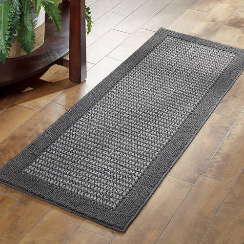 Click here to buy Mainstays Faux Sisal Tufted High Low Loop Area Rug or Runner, Multiple Sizes and Colors by Maples Industries.