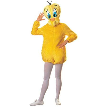 Tweety Bird Adult Costume - Tweety Costume