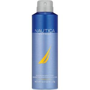 Nautica Voyage Deodorizing Body Spray, 6 oz