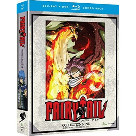 Fairy Tail: Collection Nine (Blu-ray + DVD) - Fairy Tail Halloween Gray