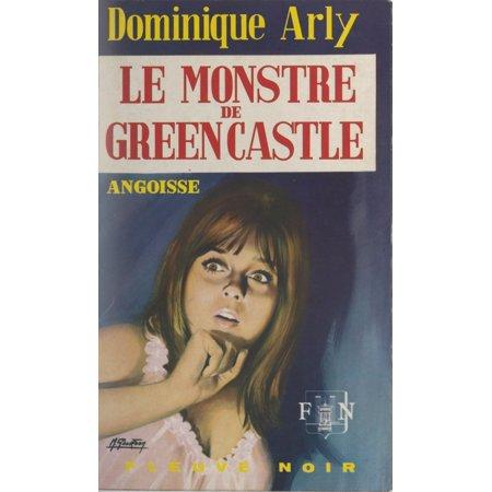 Le monstre de Green-Castle - eBook](Les Monstres De Halloween)
