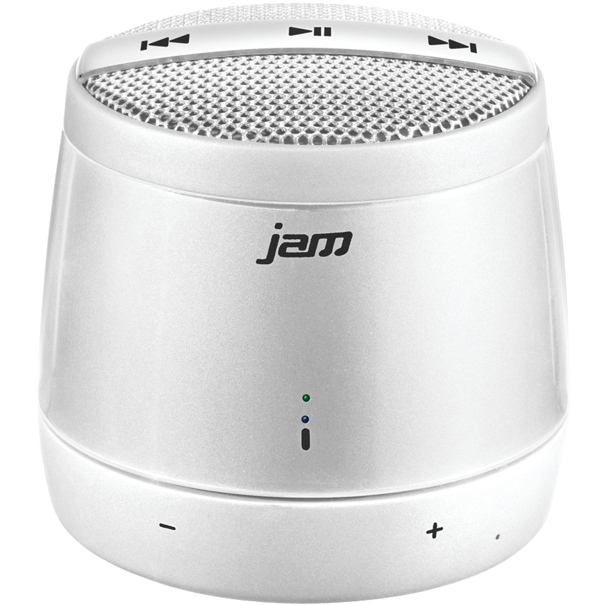 Jam Hx-p550wt Touch Bluetooth Speaker, White