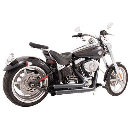 FREEDOM DECLARATION TURN-OUTS BLK ROCKER Harley-Davidson FXCW Rocker