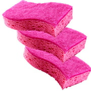 Scotch-Brite Delicate Care Non-Scratch Scrub Sponge, 6 Count