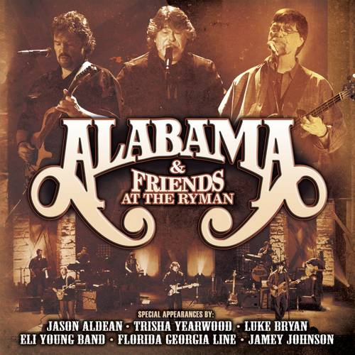 Alabama & Friends: At The Ryman (Walmart Exclusive)