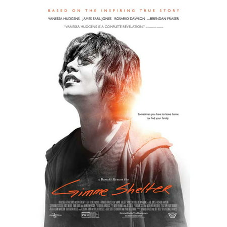 Gimme Shelter  2014  11X17 Movie Poster