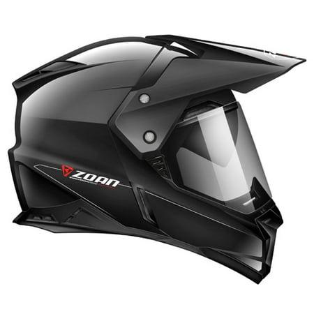 Zoan Synchrony Dual Sport Helmet  Black  Sm