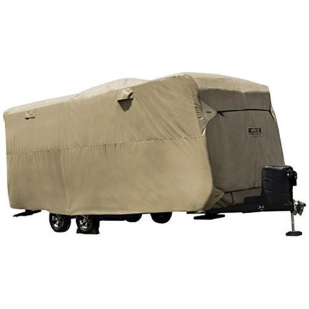 22 ft. 1 in. -24 ft. Storage Lot Cover for Travel Trailer RV,