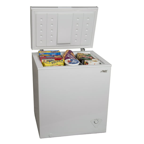 Arctic King 5 Cu Ft Chest Freezer Walmart Com Walmart Com