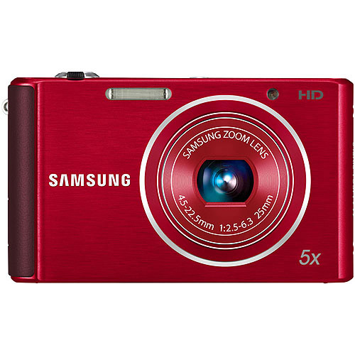 ST76 16.1 Megapixel Digital Still Camera