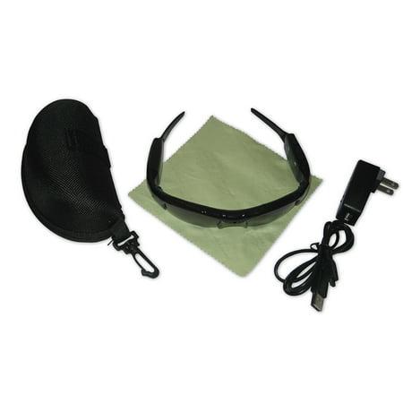 Authentic Polarized DVR Camcorder Digital Video Recorder (Digital Camera Sunglasses)