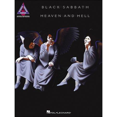 hal leonard black sabbath heaven and hell tab book. Black Bedroom Furniture Sets. Home Design Ideas