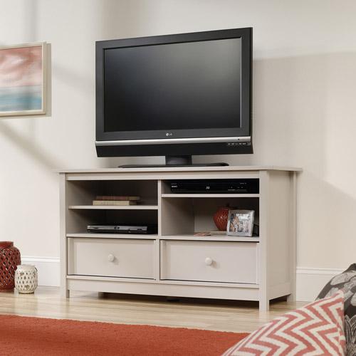 "Sauder Original Cottage Cobblestone Entertainment Credenza for TVs up to 50"""