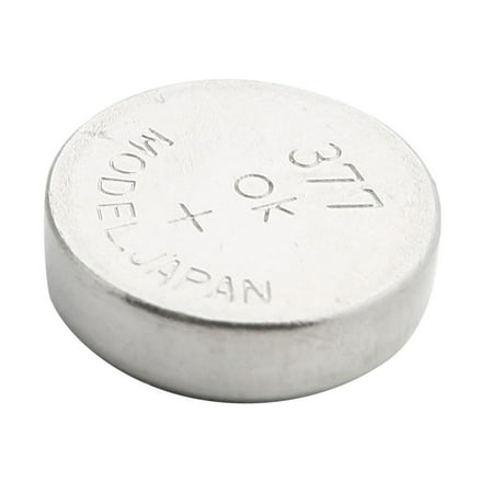 10 pack AG4 LR626 377A, 177 button cell watch battery