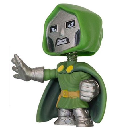 - Funko Marvel Series 1 Mystery Minis Dr. Doom Mystery Minifigure [No Packaging]