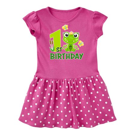 1st Birthday Princess Frog Infant (First Birthday Princess Dress)