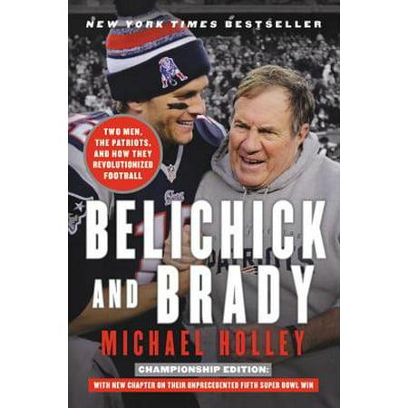 Belichick and Brady : Two Men, the Patriots, and How They Revolutionized Football - Bill Belichick Tom Brady Halloween