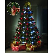 Peroptimist Tree Dazzler LED Christmas Lights by BulbHead, Color Changing LED Light for The Christmas Tree