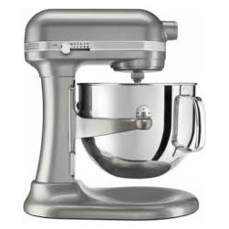 Wondrous Kitchenaid Rkp26M1Xsr Professional 600 Series Bowl Lift Stand Mixer 6 Quart Sugar Pearl Silver Refurbished Download Free Architecture Designs Remcamadebymaigaardcom