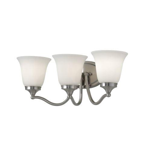 Murray Feiss VS18503 Beckett 3 Light Bathroom Vanity Light