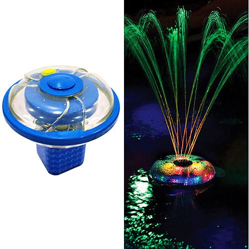 GAME AquaGlow Underwater Light Show Fountain