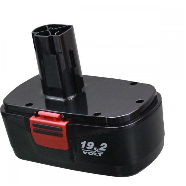 Ereplacements 130279005 2000 mAh Battery Craftsman NiCd