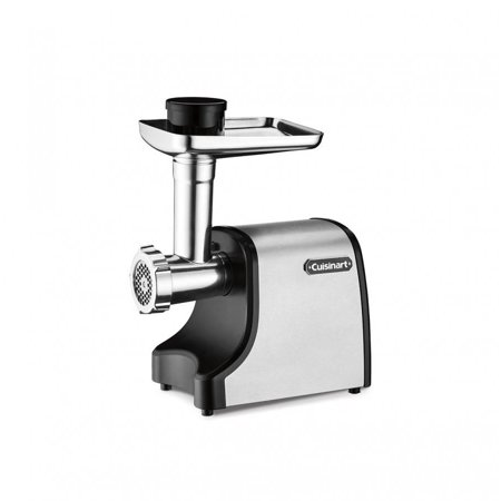 Cuisinart Electric Meat Grinder, Black Stainless ()