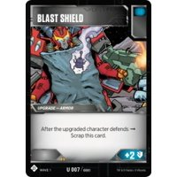 Transformers Wave 1 Blast Shield #007
