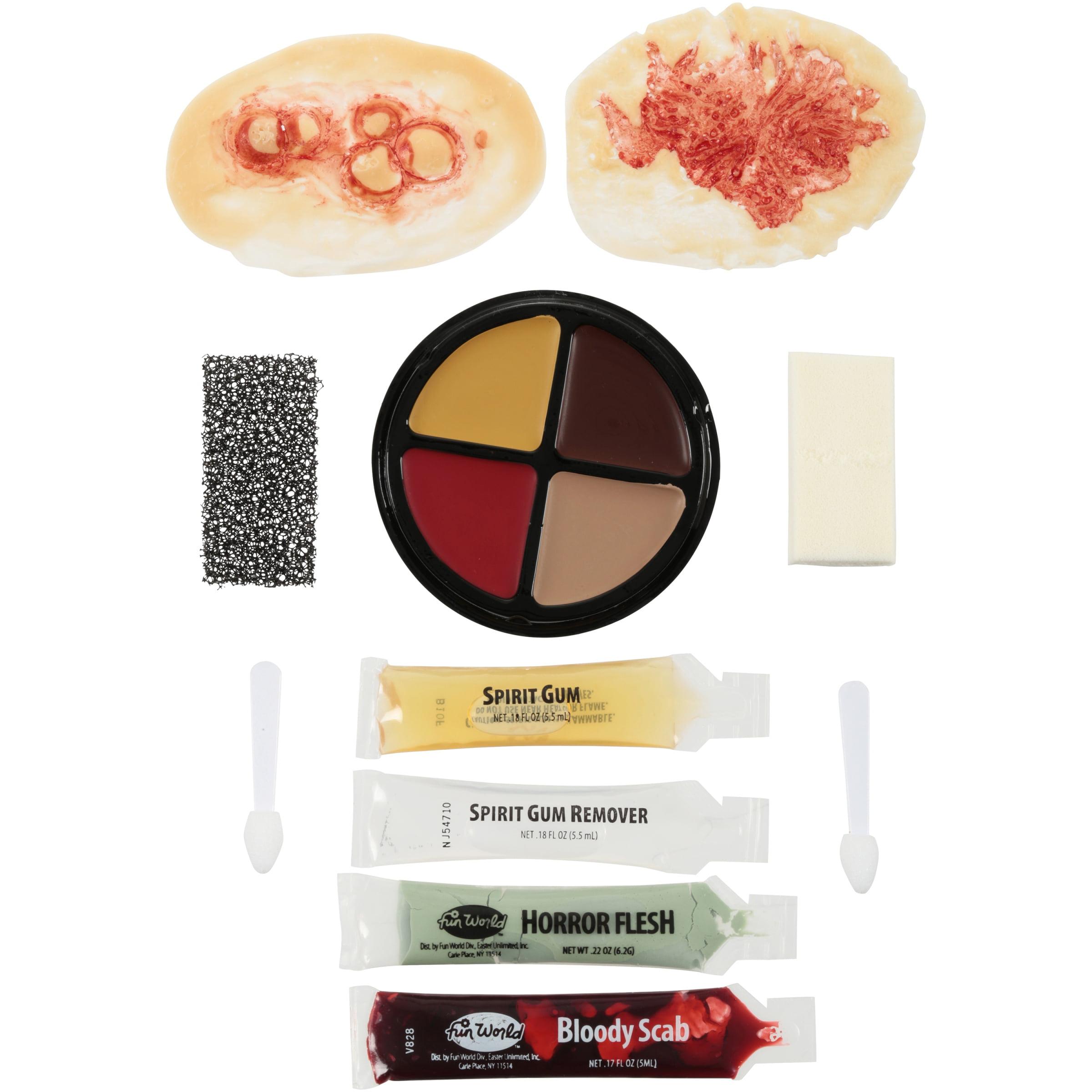 Fun World® Wandering Zombie Makeup Kit