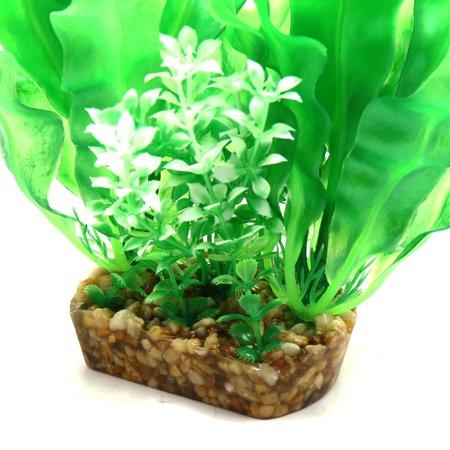 Plastic Seaweed Plant Terrarium Decor Reptiles Habitat Decor Home
