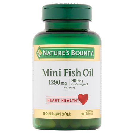 Nature S Bounty Fish Oil D Review