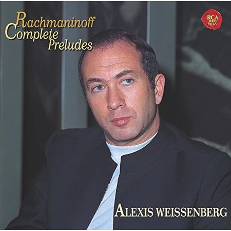 Rachmaninoff   Weissenberg  Alexis   Rachmaninoff  Complete Preludes  Cd