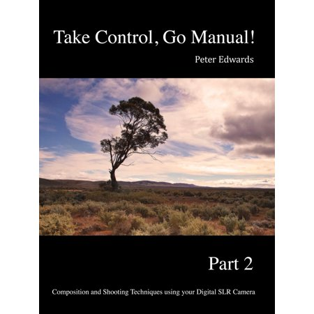 Take Control, Go Manual Part 2 - eBook