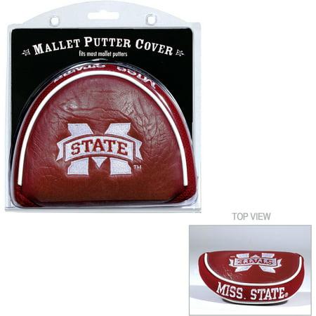Mississippi State University Mallet Putter Cover (The University Of Mississippi Sports Team Name)