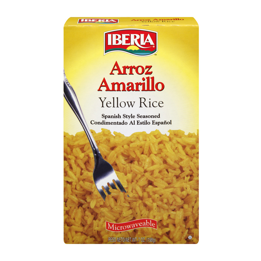 Iberia Yellow Rice, 7 oz