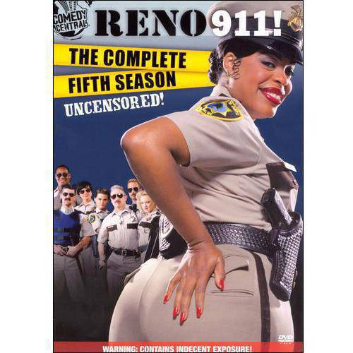 Reno 911!: The Complete Fifth Season (Uncensored) (Full Frame)