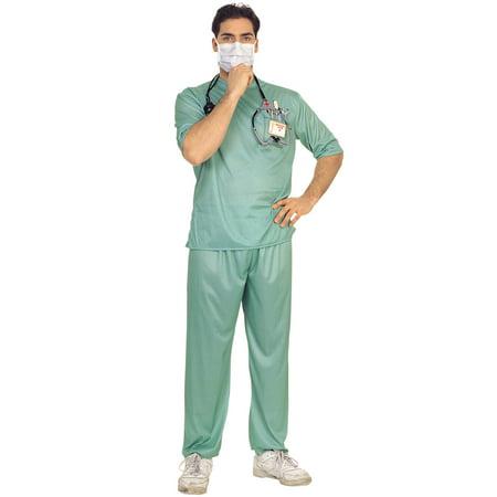 Hospital ER Male Adult Costume