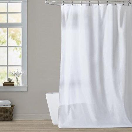 Symple Stuff Frost Shower Curtain