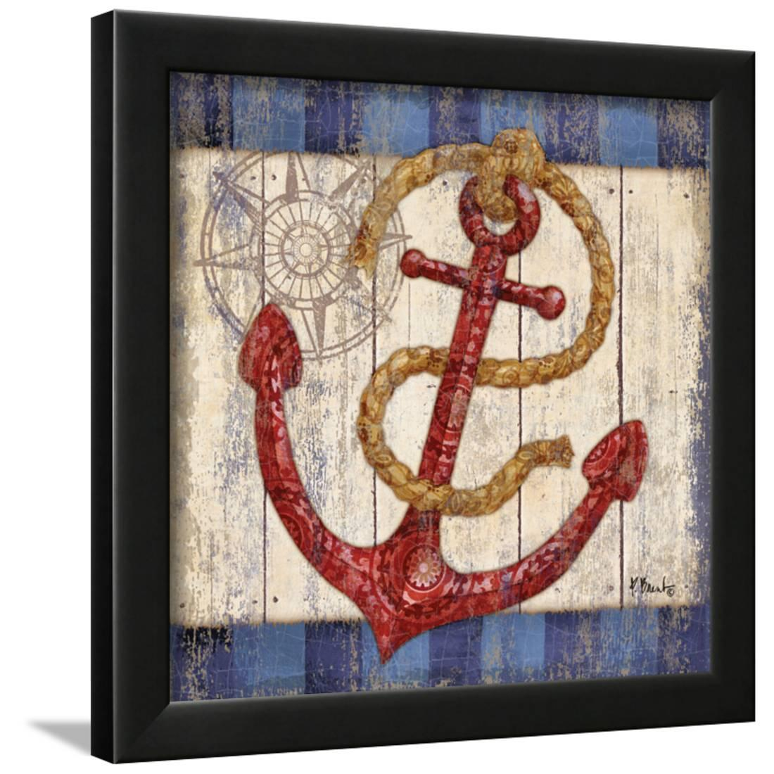 Knotical I Framed Art Print Wall Art By Paul Brent - Walmart.com