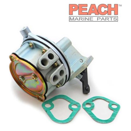 Mechanical Fuel Pump Pressure (Fuel Pump, Mechanical; Replaces Mercruiser®: 86246T, 86246, 86246A1, 86246A 1, 78485, 71646, Mercury Marine®: 86246T, OMC®: 0509409, 509409, Sierra®: 18-7274, GLM®:)