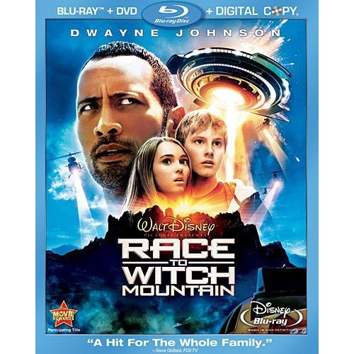 Race To Witch Mountain (Blu-ray   DVD) (Widescreen)