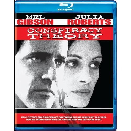Conspiracy Theory (Blu-ray) (Widescreen)